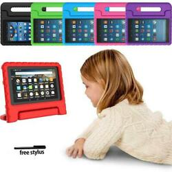 ShockProof EVA Handle Kids Stand Cover Case For 7