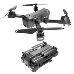 Feichao Foldable Drone with Dual Camera 1080P 4K WiFi FPV Optical Flow RC Drone $51.81