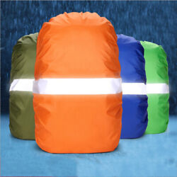 20 60L Portable Protect Waterproof Backpack Rain Cover# $2.98