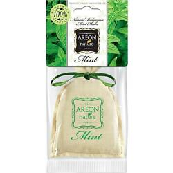 Air Freshener AREON Natural Organic Bags Mint 40gr. Room Scent Sachets $3.29