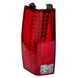 Tail Light fits 2007-2014 Cadillac Escalade & ESV Driver Taillamp Lens Assembly $137.49