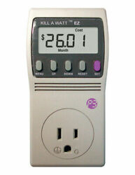 P3 International Kill A Watt LCD Power Analyzer Meter 1 each $40.08