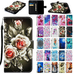 Luxury Leather Flip Wallet Case Cover For iPhone 7 8 X Xs Xr Max 11 12 Pro Max $8.57