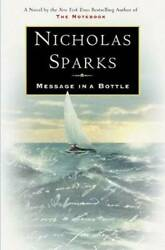 Message in a Bottle - Hardcover By Sparks Nicholas - VERY GOOD $4.39