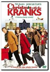 Christmas with the Kranks - DVD - VERY GOOD $3.97