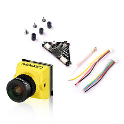 Caddx Baby Ratel Mini FPV Camera 1 1.8#x27;#x27; Starlight HDR with Whoop VTX 40ch VTX $37.85