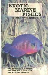 Exotic Marine Fishes - Hardcover By Axelrod Herbert R. - VERY GOOD $4.69