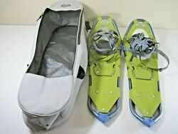 Women#x27;s 1227 Atlas Elektra Snowshoes w Heel Lifts and Atlas Storage Bag $160.00