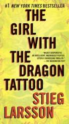 The Girl with the Dragon Tattoo (Millennium Series) By Larsson Stieg - GOOD $3.75