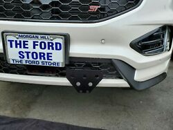 Quick Release Front License Plate Tag Bracket for Ford Edge ST 2019 Brand New $84.99