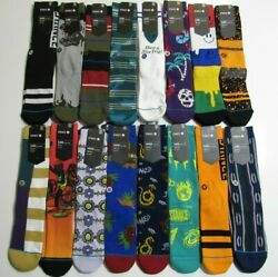 Stance Mens Athletic Socks large 9 12 Nwt $12.99