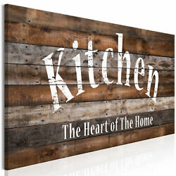 KITCHEN Canvas Print Framed Wall Art Picture Photo Image m A 0963 b a $54.99