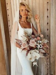 Made with love bridal wedding dress- ANDY 6-8