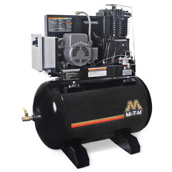 MI-T-M ACS-46305-80HM M Series Horizontal Air Compressor5 HP $5,572.82