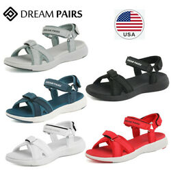 DREAM PAIRS Women's  Athletic Sport Sandals  Outdoor Hiking Sandals EVA  Shoes $23.39