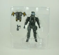 McFarlane Toys Halo Reach Series 3 ODST Jetpack Trooper Figure Loose Complete $51.99