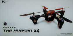 New Hubsan X4 H107C Quadcopter Drone with HD Camera Red Black RTF $24.99