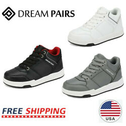 DREAM PAIRS Boys Girls Kids Sneakers Junior Casual Lace Up Sporty Shoes Youth $9.45