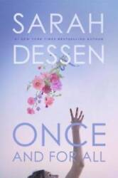 Once and for All Hardcover By Dessen Sarah VERY GOOD $3.95