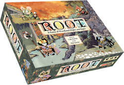 Root: A Game of Woodland Might and Right Core Board Game NEW Sealed 4th Printing $59.99