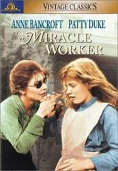 The Miracle Worker DVD VERY GOOD $6.33