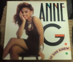 ANNE G. If She Knew 12