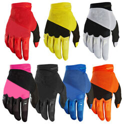 Cyclist Racing Off road Motorcycle Mountain Gloves Non slip Windproof Breathable $18.05