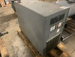 USED 220 CFM Refrigerated Air Dryer For 50 HP Compressors 230Volt 1-Phase