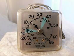 Vtg Hobart Thermostat gauge NOS USA Cooking Kitchen Commercial Accessories