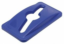 RUBBERMAID Blue All Purpose Recycling Top $58.66