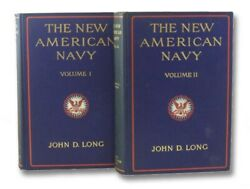 The New American Navy in Two Volumes $60.00