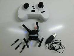Luxon Drone Mini Drones 2.4 Ghz Drone One propeller failed For Parts $10.75