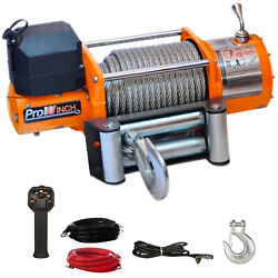 Prowinch 20000 lbs Electric Waterproof Winch Wire Rope 24V $1262.43