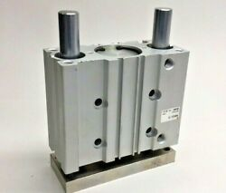 SMC MGPL50-75 MGP Compact Guide Cylinder 50mm bore x 75mm stroke $375.00