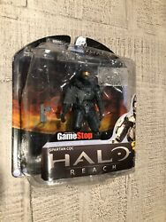 GameStop exclusive Halo Reach Series 2 Steel CQC Action Figure Xbox 360 NEW $45.00