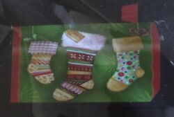 Christmas Stockings Standard Mailbox Covers Briarwood Lane $16.71