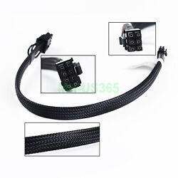 GPU Cable For Mac Pro G5 Mini 6 pin to 8pin Video Card Power Adapter 35CM US $4.48