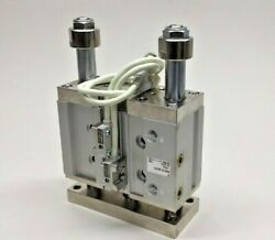SMC MGPL50-M7876-40AA Cylinder Compact Guide with Proximity Sensor Switches $450.00
