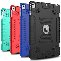 For iPad 9.7 inch6th GenPro 9.7Air 2iPad 6 Case Protective Soft Rubber Cover $7.97