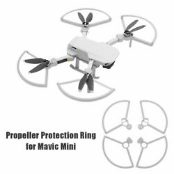 For DJI Mavic Mini Drone Propeller Guard Ring Props Blades Protector Accessories C $6.85