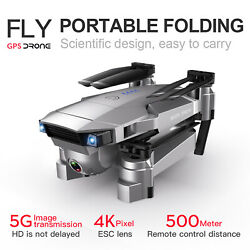 SG907 GPS Drone, 5G WiFi FPV Foldable Drone with 4K HD X50 Zoom Wifi Professiona $139.99