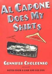 Al Capone Does My Shirts Tales from Alcatraz Hardcover GOOD $3.82