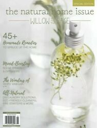 WILLOW AND SAGE THE NATURAL HOME ISSUE SPECIAL EDITION 2020 MAGAZINE BRAND NEW $16.33