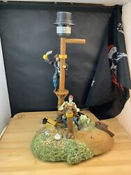Pirates of the Caribbean Captain Jack Sparrow Musical Animated Lamp Disney $38.40