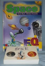 Space A Little Guides Book 2000 Space FAQ 2002 2 Astronomy Kids Books $6.99