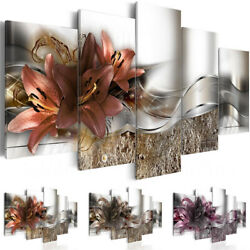 5pcs Unframed Modern Art Oil Painting Canvas Print Wall Picture Home Room Decor $14.34