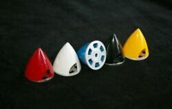 NYLON SPINNER WITH ALUMINUM BACK PLATE FOR RC PLANES $16.00