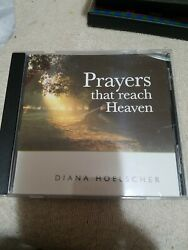 Prayers that Reach Heaven Talk on Cd Diana Hoelscher $5.99