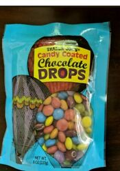Trader Joe#x27;s Candy Coated Chocolate Drops 8 OZ Pack $11.89