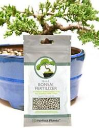 Bonsai Fertilizer Pellets by Perfect Plants 5 Year Supply All Natural Slow $17.12